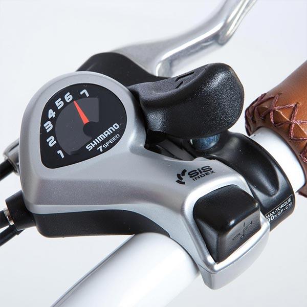 City-bike-elettrica-IFM-blu-da-uomo-con-batteria-al-litio-3